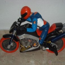 Action man: MOTORISTA ACTION MAN. Lote 41360907