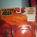Action man: BLISTER ACCESORIOS ACTION MAN AIR FORCE GEAR S.O.S HASBRO 1995. Lote 41361515