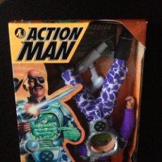 Action man: ACTION MAN DR. X HASBRO AÑO 1995 NUEVO EN CAJA - FIGURA DE ACCION MADELMAN. Lote 42208968