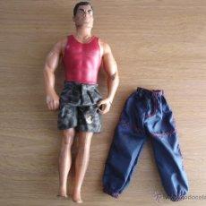 Action man: ACTION MAN - HASBRO 1997 Y PANTALONES. Lote 42805248