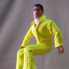 Action man: FIGURA ARTICULADA DE ACCION, ACTION MAN, CON TABLA DE SNOWBOARD. Lote 198015380