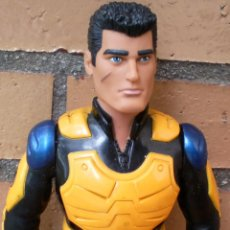 Action man: FIGURA MUÑECO ACTION MAN SUPER SPEED BIKE MOTO NINJA, AÑO 1998 HASBRO. Lote 43606818