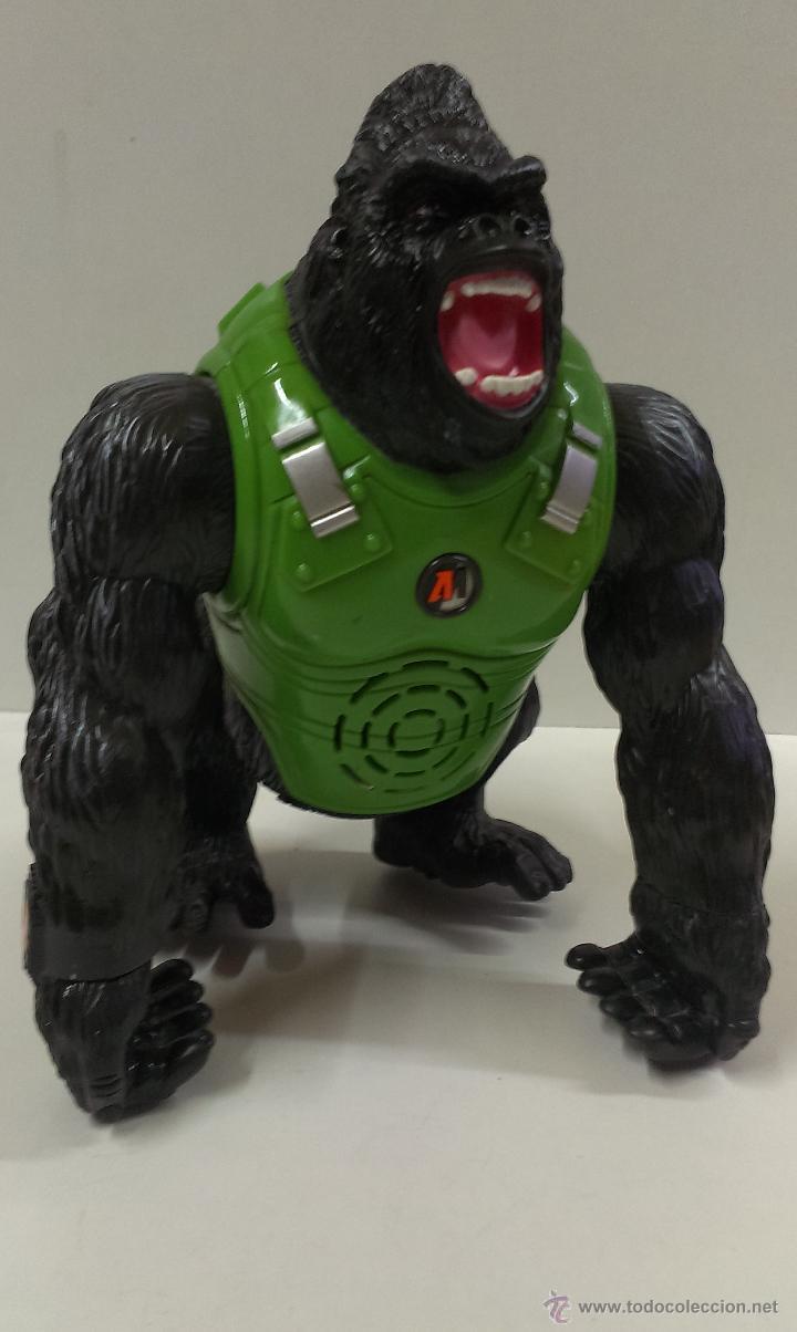 GORILA ACTION MAN ( HASBRO 2004 ) (Juguetes - Figuras de Acción - Action Man)