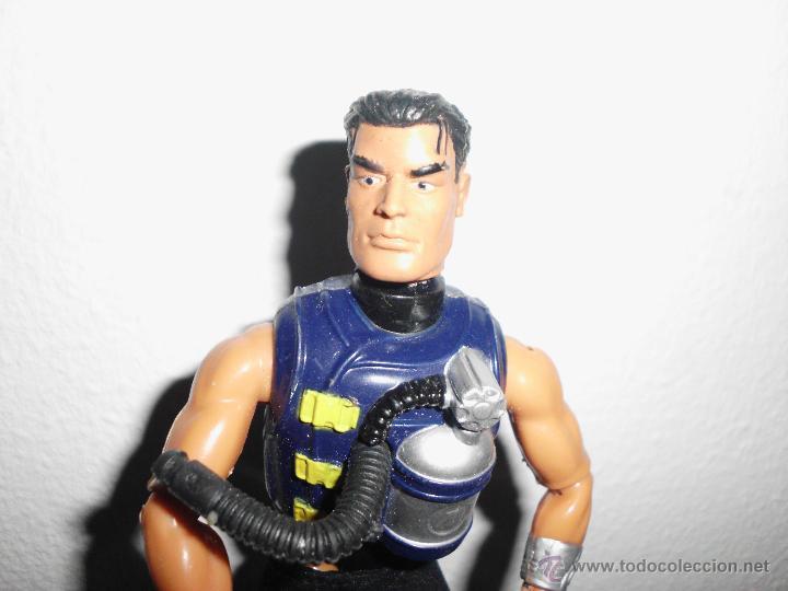 MUÑECO FIGURA ACTION MAN TAMAÑO MEDIO ACTIONMAN (Juguetes - Figuras de Acción - Action Man)