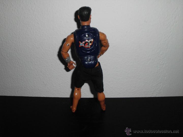 Action man: muñeco figura action man tamaño medio actionman - Foto 3 - 44388001