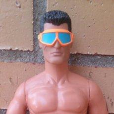 Action man: MUÑECO ACTION MAN SCUBA DIVER HASBRO 2000. Lote 44649294