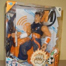 Action man: ACTION MAN ATOM - HASBRO 2005 - ELECTRONIC - JO LAN AXEL - NUEVO EN CAJA. Lote 44649789