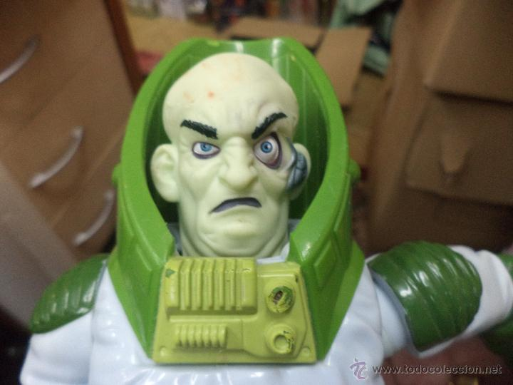 Action man: Profesor Gangrene / Gangrena -Hasbro-Action Man 2001 - Foto 5 - 44963134