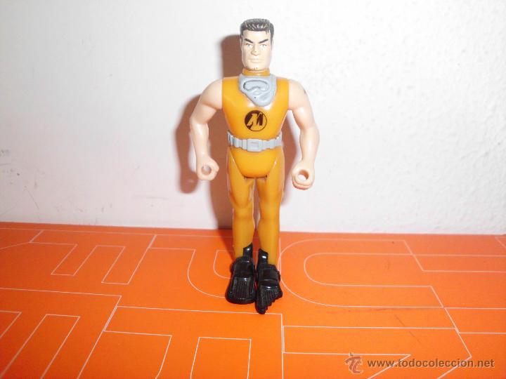 MUÑECO FIGURA ACTION MAN MCDONALDS MCDONALD´S HASBRO (Juguetes - Figuras de Acción - Action Man)