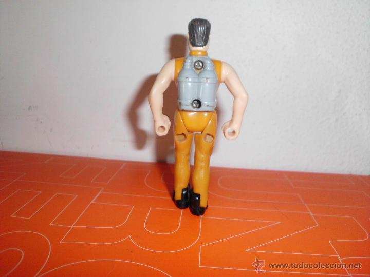 Action man: muñeco figura action man mcdonalds mcdonald´s hasbro - Foto 3 - 45181943