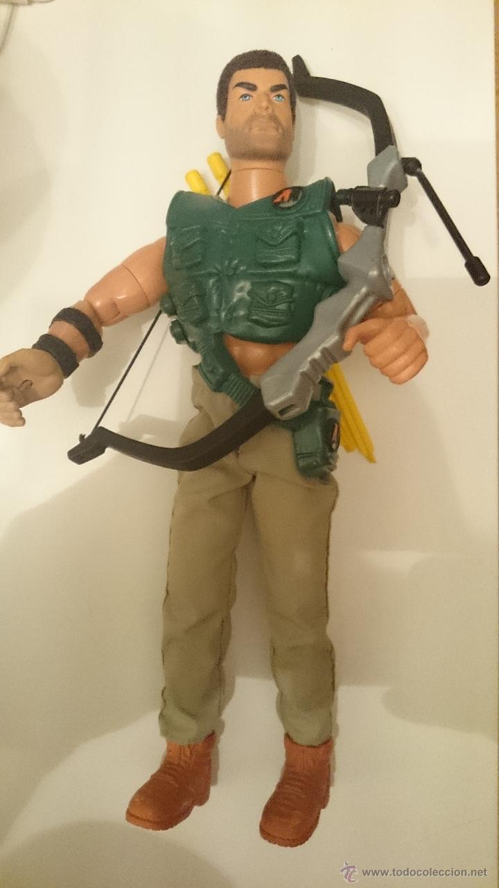 ACTION MAN ARQUERO (Juguetes - Figuras de Acción - Action Man)