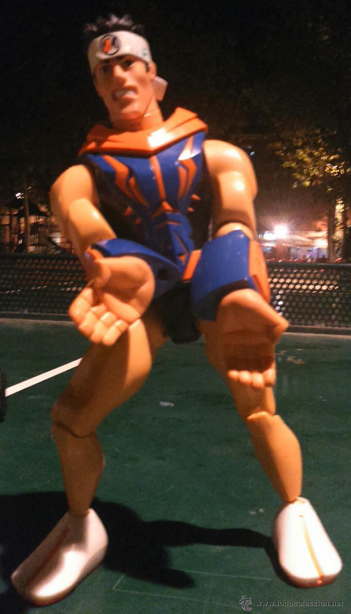 Action man: ACTION MAN - FIGURA ACCION nº 3 - ARTES MARCIALES - HASBRO 2006 - 28 cm alto - Foto 3 - 233503590