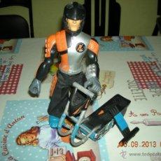 Action man: JUGUETE DE ACTION MAN DEL AÑO 2006 DE HASBRO CON SUS ACCESORIOS. Lote 46004629