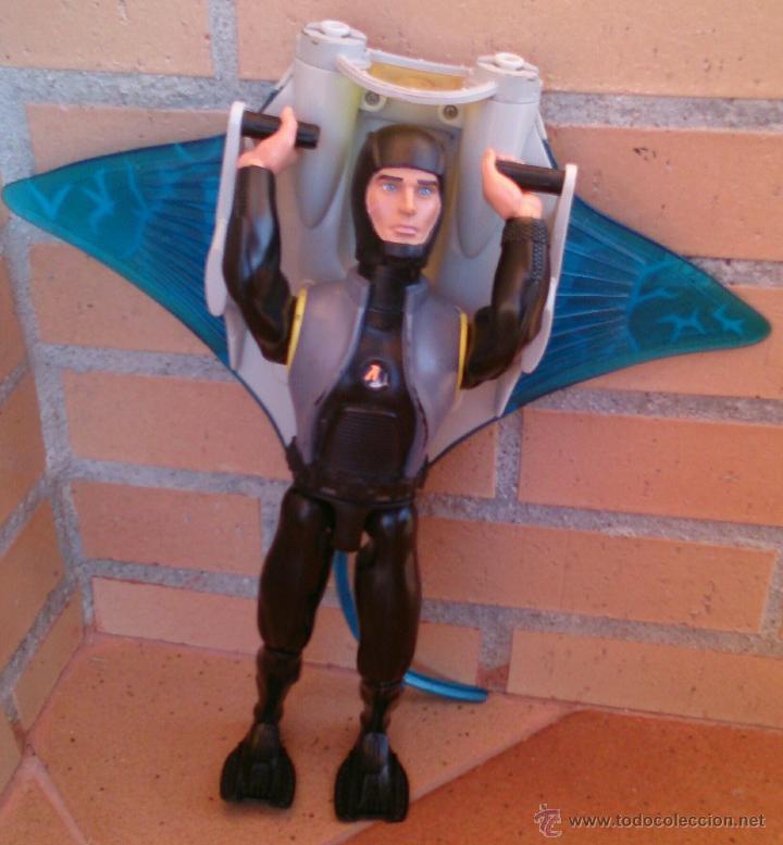 MUÑECO ACTION MAN MISSION MANTA (Juguetes - Figuras de Acción - Action Man)