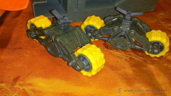 Action man: Lote de accesorios de action man,canoa ,ruedas y tanque. - Foto 6 - 46341746