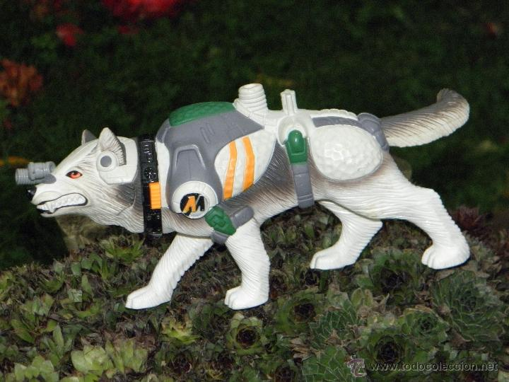 Action man: Perro Husky con sonido de Action Man Polar Mission de Hasbro 1999 - Foto 2 - 46348180
