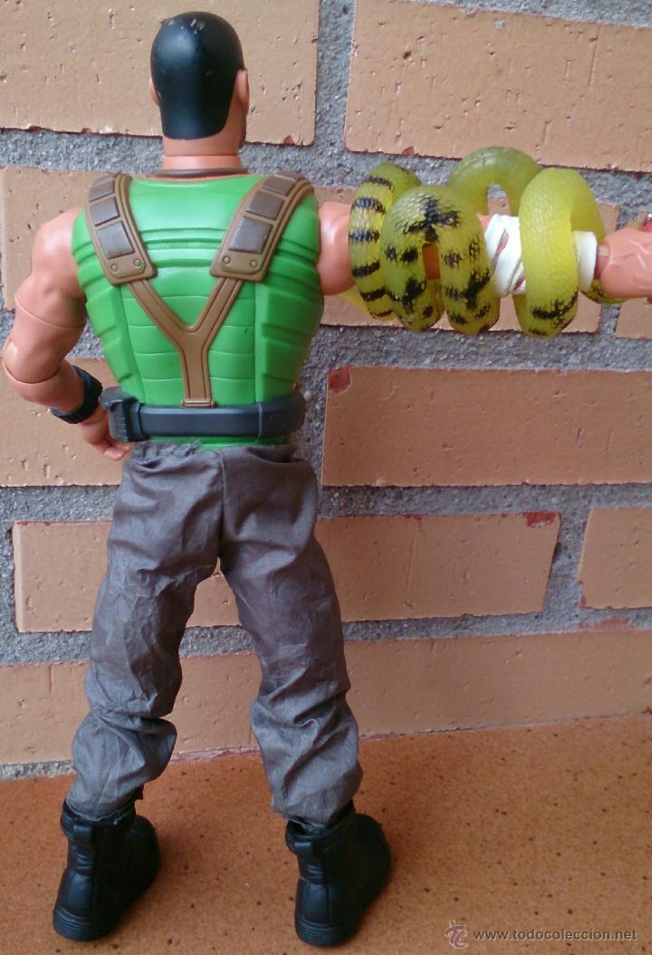 Action man: Figura Action Man Kongo Mission Hasbro 2004 - Foto 2 - 46784157