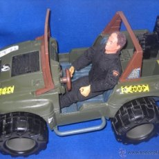 Action man: JEEP ACTION MAN. Lote 47640128