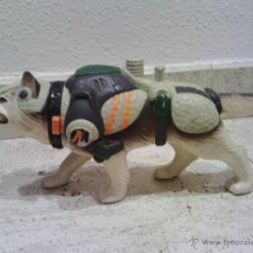 Action man: PERRO HUSKY DE ACTION MAN. Lote 47697380