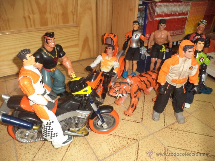 MEGA LOTE ACTION MAN ORIGINALES 1993 A 2005 (Juguetes - Figuras de Acción - Action Man)