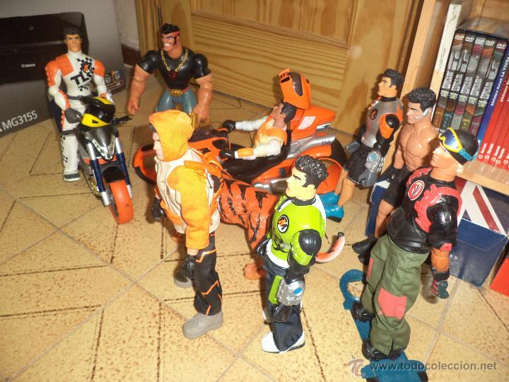 Action man: Mega Lote Action Man originales 1993 a 2005 - Foto 2 - 47773834