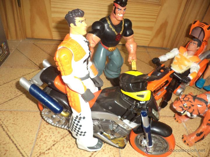 Action man: Mega Lote Action Man originales 1993 a 2005 - Foto 3 - 47773834