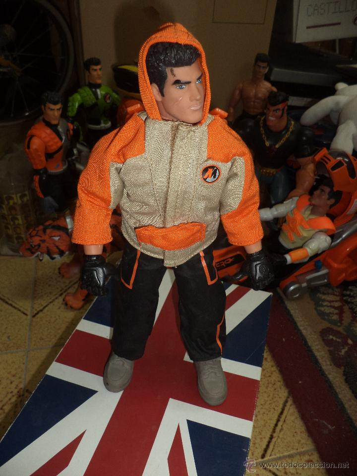 Action man: Mega Lote Action Man originales 1993 a 2005 - Foto 4 - 47773834