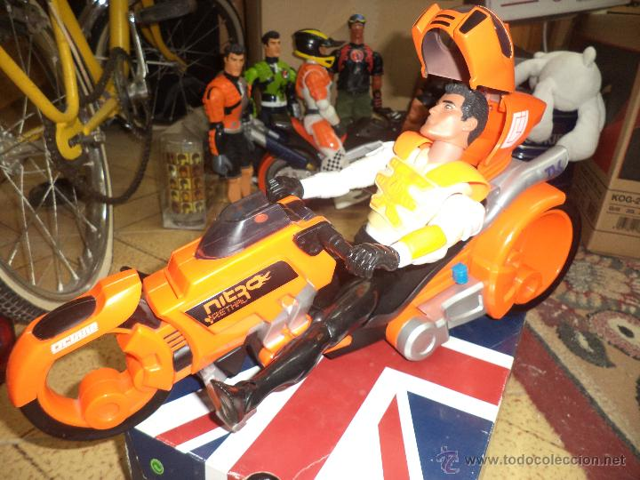 Action man: Mega Lote Action Man originales 1993 a 2005 - Foto 6 - 47773834