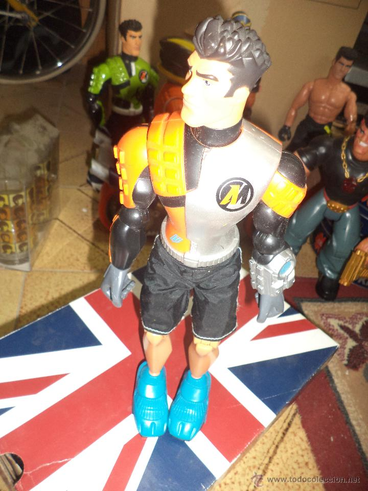 Action man: Mega Lote Action Man originales 1993 a 2005 - Foto 8 - 47773834