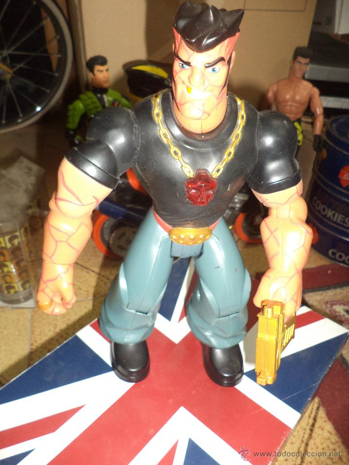 Action man: Mega Lote Action Man originales 1993 a 2005 - Foto 9 - 47773834