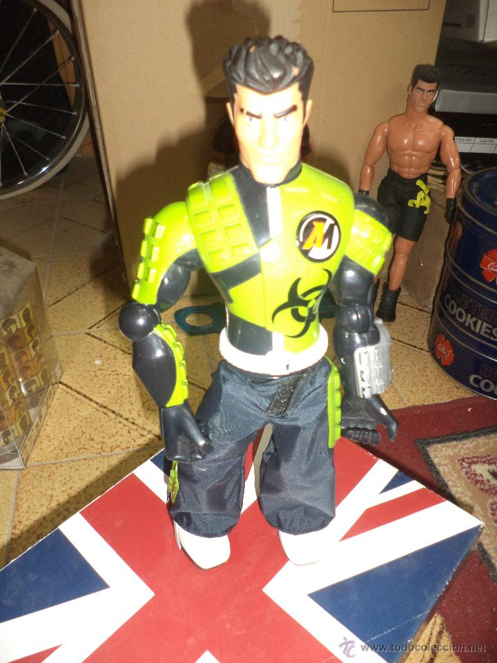 Action man: Mega Lote Action Man originales 1993 a 2005 - Foto 12 - 47773834