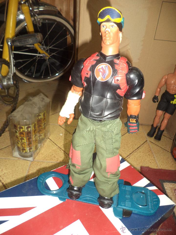 Action man: Mega Lote Action Man originales 1993 a 2005 - Foto 13 - 47773834