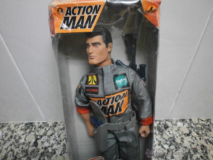 Action man: MUÑECO ACTION MAN CON SU CAJA - Foto 4 - 48558087