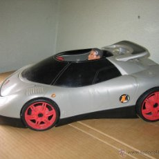 Action man: VEHICULO CON MUÑECO ACTION MAN. Lote 49254373