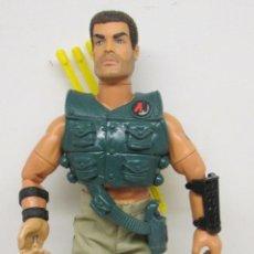 Action man: ACTION MAN ARQUERO BOWMAN HASBRO / MB. Lote 51024252