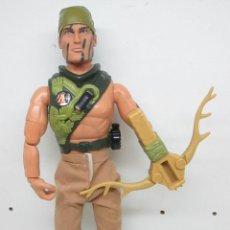 Action man: ACTION MAN GUERRILLERO CON BALLESTA HASBRO / MB. Lote 51024293