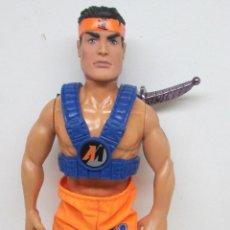 Action man: ACTION MAN NINJA HASBRO / MB. Lote 51024430