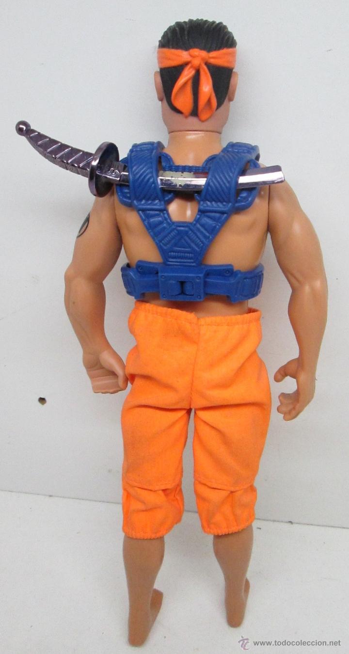 Action man: ACTION MAN NINJA Hasbro / MB - Foto 2 - 51024430