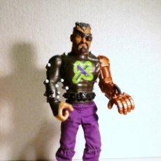 Action man: SUPER VILLANO DOCTOR X, MUÑECO ACTION MAN - AÑO 2000 - HASBRO INTERNACIONAL. Lote 51040552