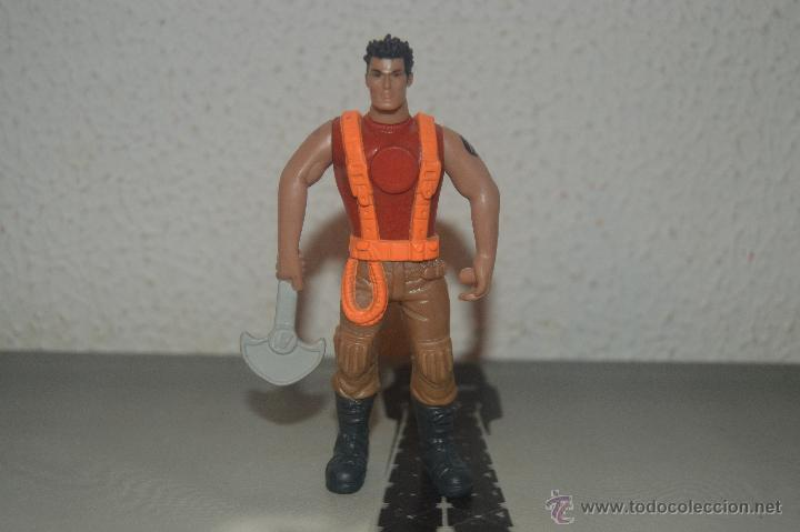 MUÑECO FIGURA ACTION MAN ESTILO GI JOE MCDONALDS HASBRO VIETNAM (Juguetes - Figuras de Acción - Action Man)