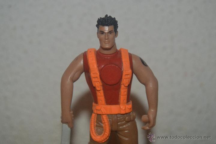 Action man: muñeco figura action man estilo gi joe mcdonalds hasbro vietnam - Foto 2 - 51254947