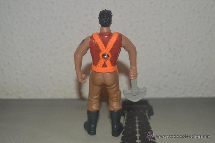 Action man: muñeco figura action man estilo gi joe mcdonalds hasbro vietnam - Foto 3 - 51254947