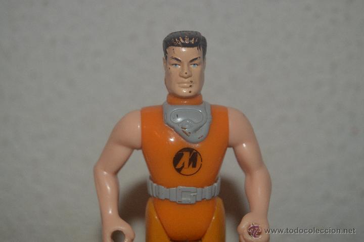 Action man: muñeco figura action man estilo gi joe mcdonalds hasbro vietnam - Foto 2 - 51254956