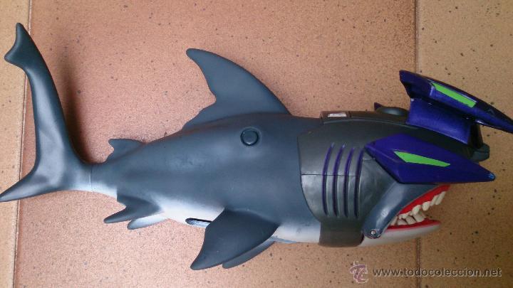Action man: Tiburón Hasbro Action Man - Foto 7 - 31226889