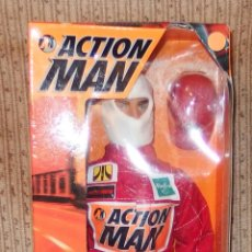 Action man: ACTION MAN GRAND PRIX DRIVER,GRAND PRIX PILOT,HASBRO,CAJA ORIGINAL,1999,A ESTRENAR. Lote 51611380