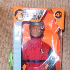 Action man: ACTION MAN DRIVER PILOT,HASBRO,CAJA ORIGINAL,2002,A ESTRENAR. Lote 51611484