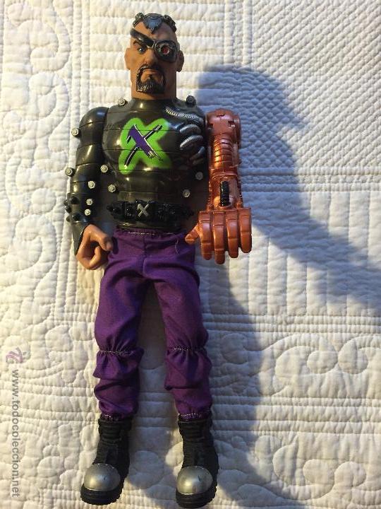 DR. X VILLANO ACTION MAN HASBRO INTERNATIONAL 2000 (Juguetes - Figuras de Acción - Action Man)