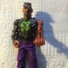 Action man: DR. X VILLANO ACTION MAN HASBRO INTERNATIONAL 2000. Lote 52388003