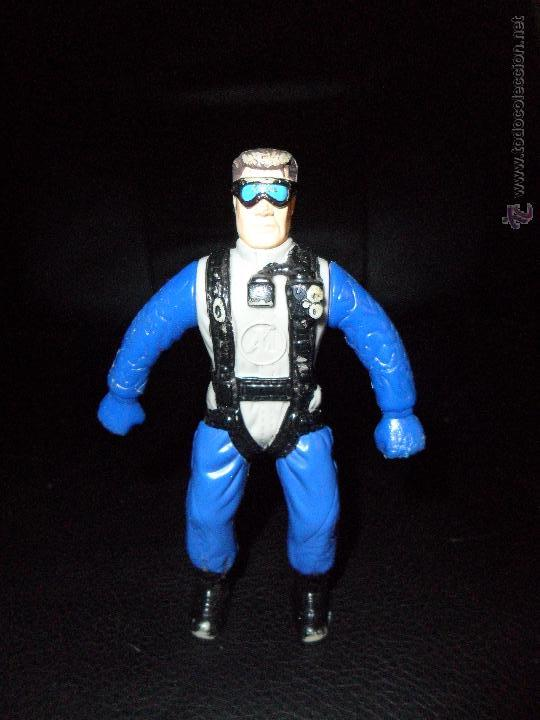 ACTION MAN - HASBRO MCDONALDS (Juguetes - Figuras de Acción - Action Man)