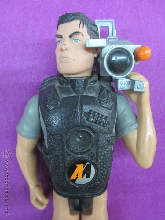 Action man: LOTE 3 MUÑECOS ACTION MAN, HASBRO 1998, VER FOTOS ADICIONALES - Foto 2 - 52821290